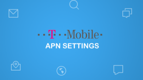 t mobile apn settings