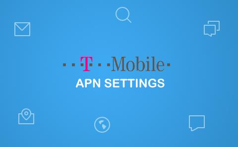 t mobile apn settings