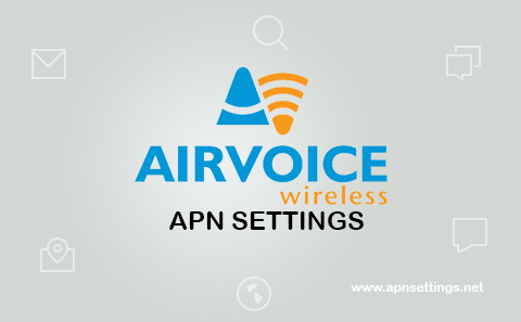 airvoice apn settings